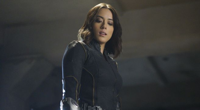 Agents of SHIELD - BOOM