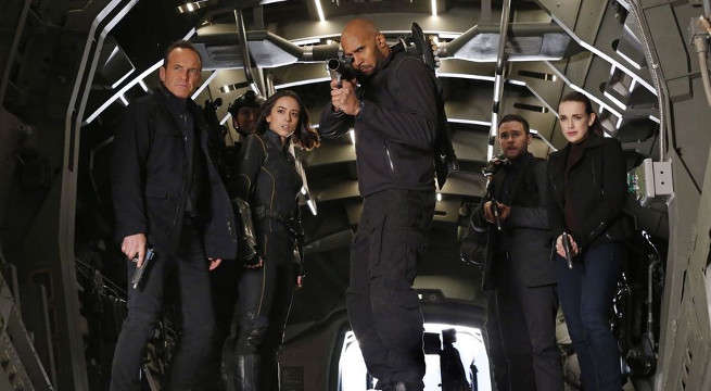 agents of shield - the man behind the shield