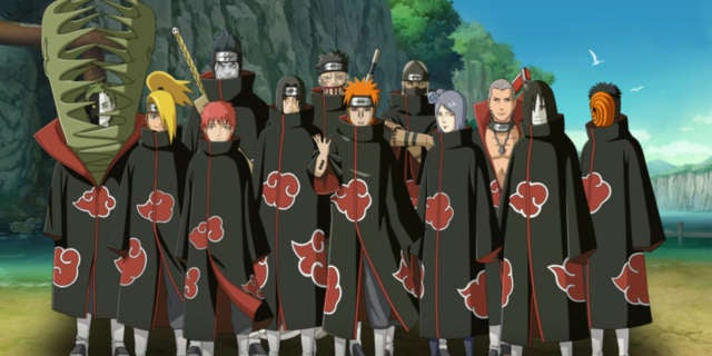 Naruto: Ranking The Akatsuki's Strongest Ninja