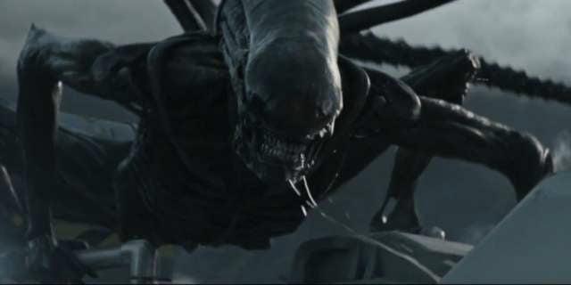 alien covenant xenomorph