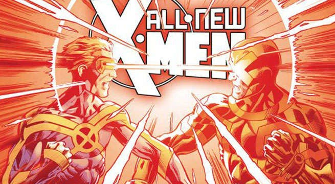 All New X-Men 18 Cover