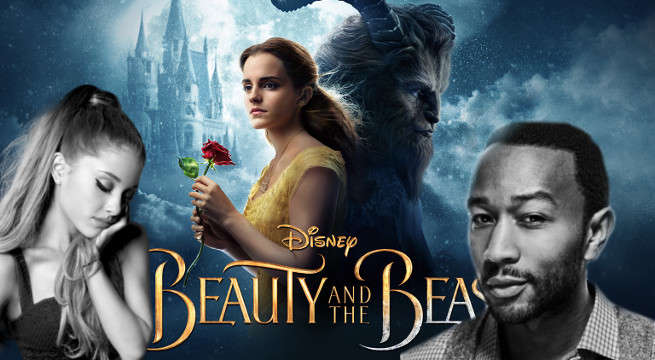 Disney Releases Full John Legend, Ariana Grande Beauty And The Beast Duet