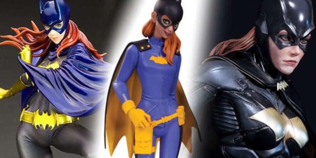 Batgirl-Statues-Ranking