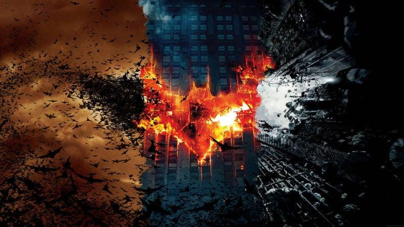 Batman Reboot Dark Knight Trilogy Nolan