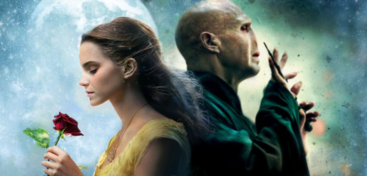 Watch Hermione Fall For Voldemort In Remixed Beauty And The Beast