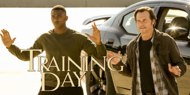 bill paxton training day cbs filming complete