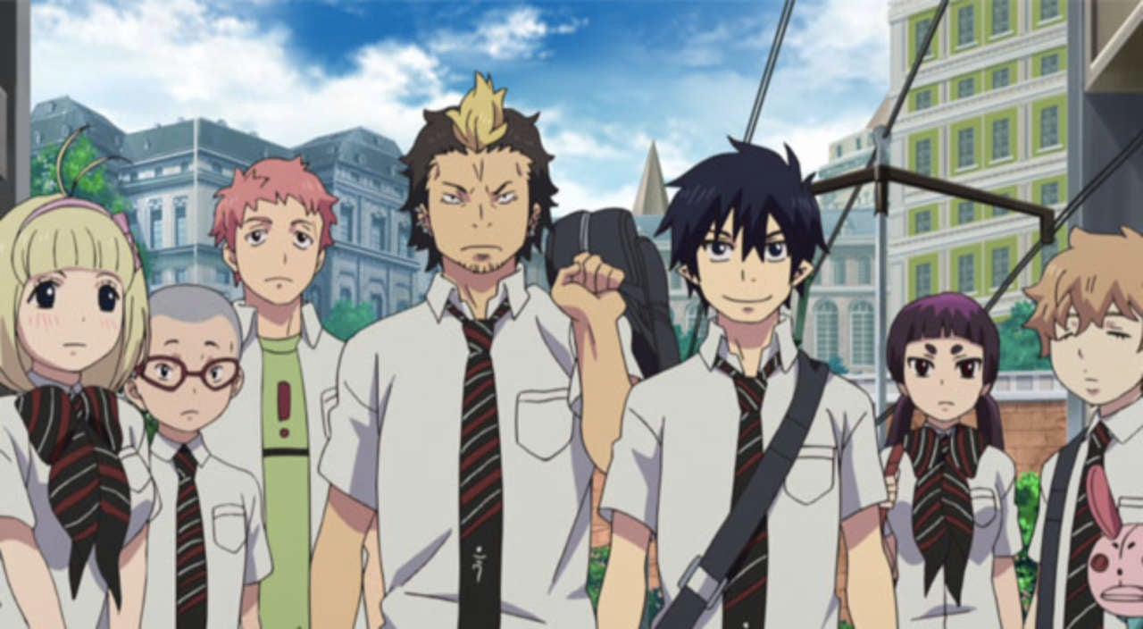 4 reasons you should be watching blue exorcist