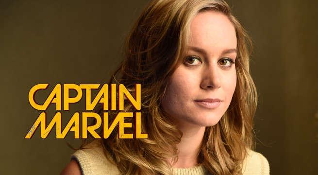 captain marvel screenwriter talks brie larson age