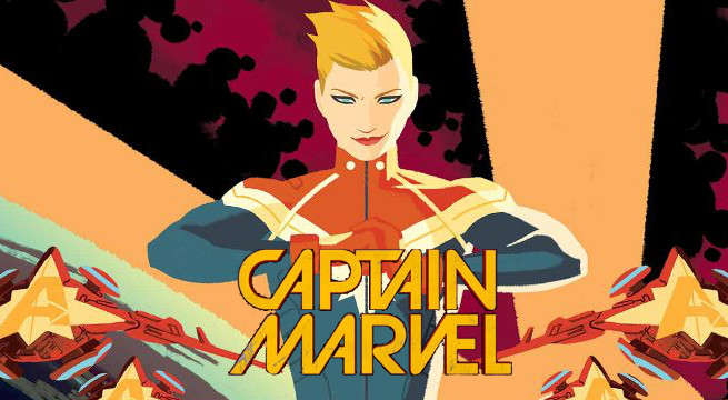 captain marvel screenwriter talks pressure