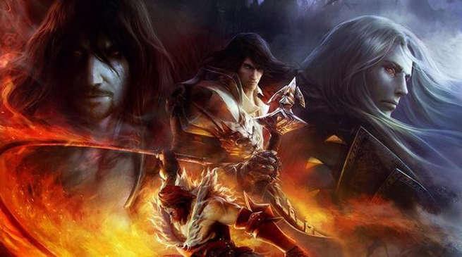 Castlevania Animated Series on Netflix