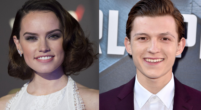daisy ridley tom holland chaos walking