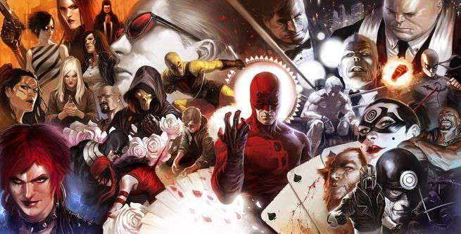Daredevil Characters