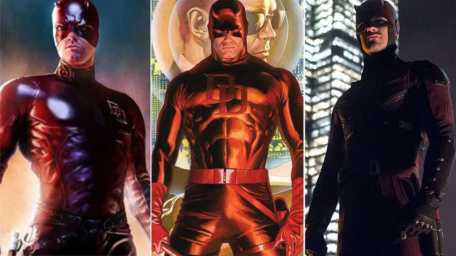 Daredevil TV Movies Comic books
