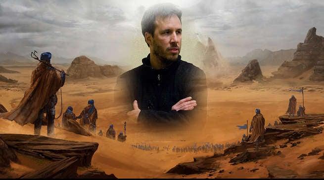 Denis Villenueve Directing Dune