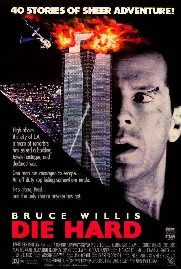 die hard movies poster 1988