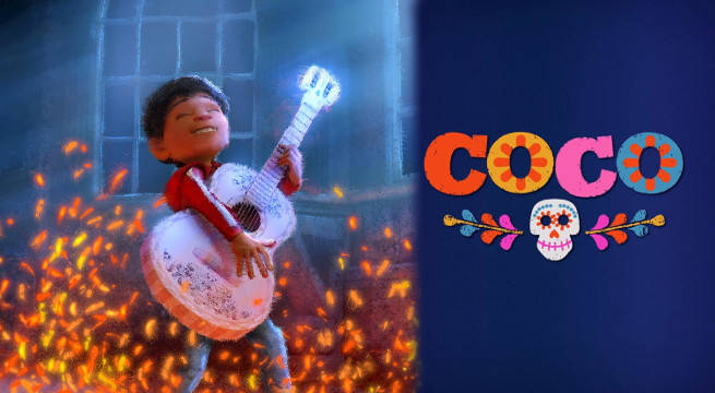 disney pixar coco trailer 1 coming beauty and the beast