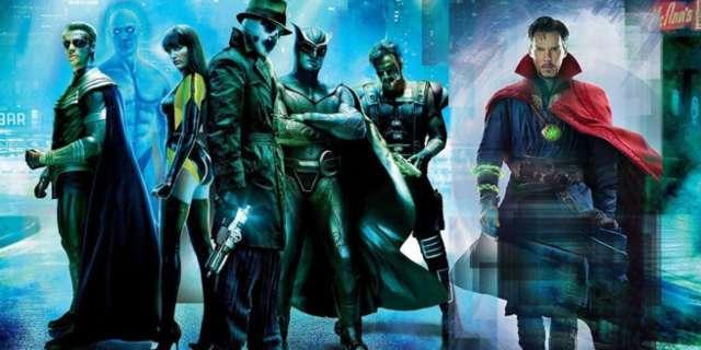 Doctor Strange Director Praises Zack Snyder's Watchmen