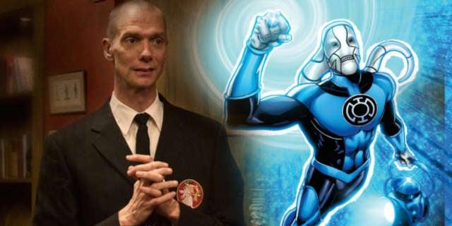Doug Jones as Saint Walker in Green Lantern Corps