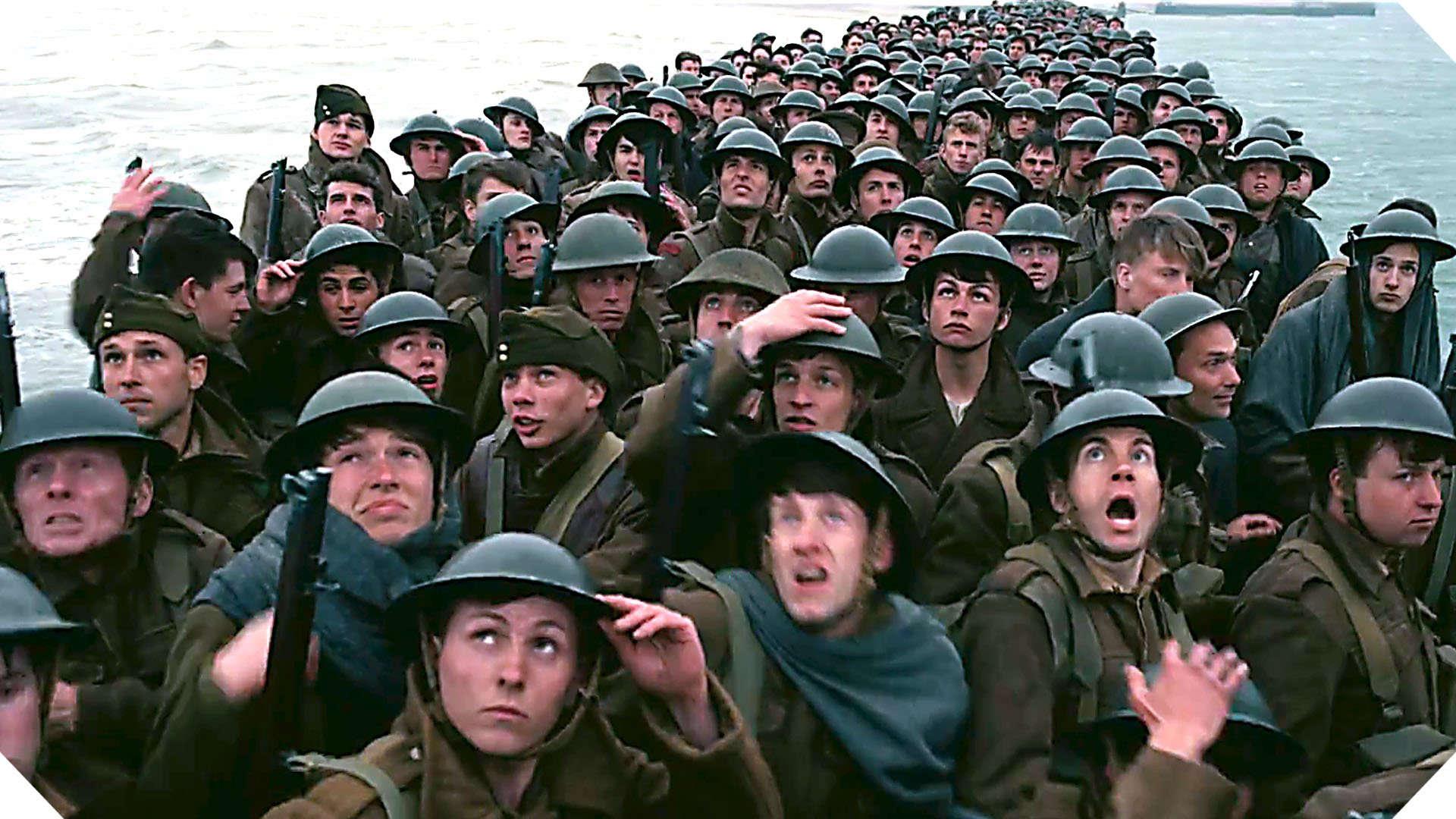 Dunkirk 10-minute prologue IMAX