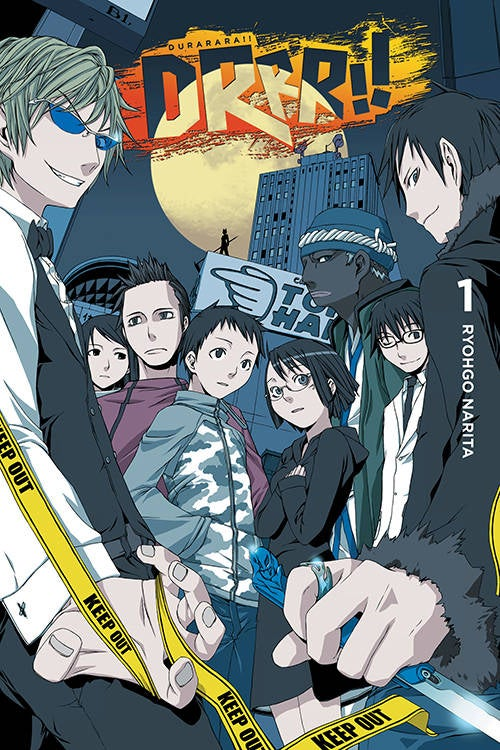 durarara light novel english download