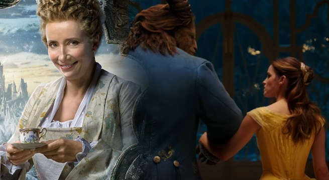 Hear Emma Thompson Sing The Beauty And The Beast Theme