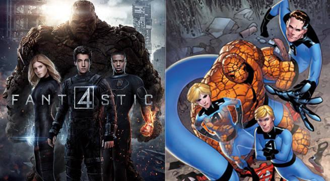 fantastic-four-movie-comic-comparison
