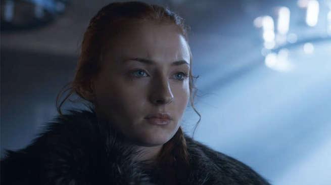 Sophie Turner Reveals Possible Game Of Thrones Season 7 Spoiler