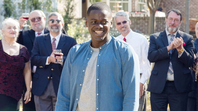 What is the Comedy in Get Out?