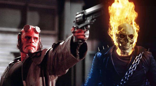 ghost rider versus hellboy fan film