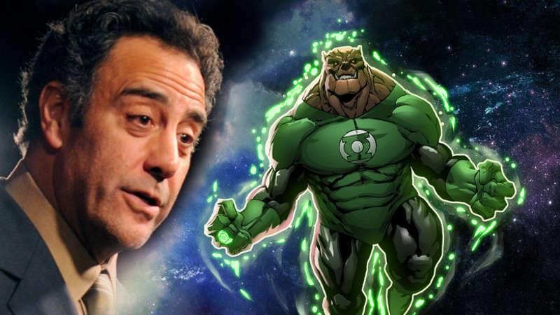 Green Lantern Corps Brad Garrett as Kilowog