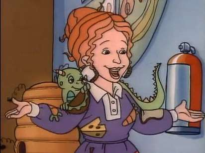 Netflix's Magic School Bus Series Has Found Its Miss Frizzle