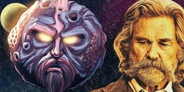 guardians of the galaxy vol 2 kurt russell ego living planet villain