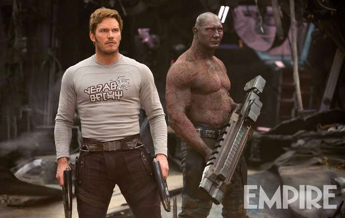 guardians of the galaxy vol 2 star-lord drax empire