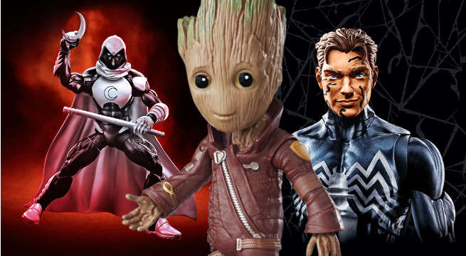 Hasbro Marvel Figures Revealed Toy Fair 2017