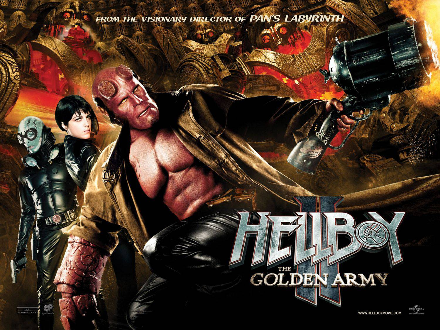 Hellboy 3 Killed by Universal Pictures
