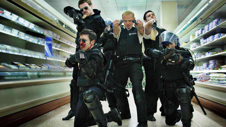 hot fuzz simon pegg nick frost