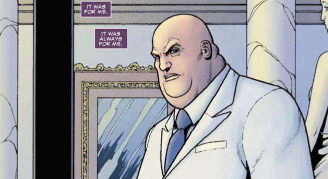 In The Clutches of the Kingpin