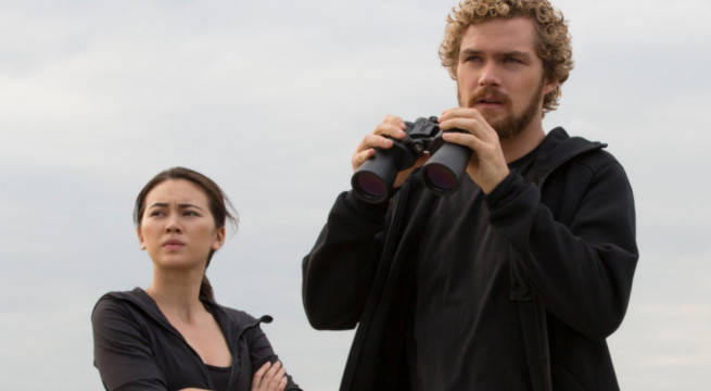 iron fist colleen wing actors talk about comic influence