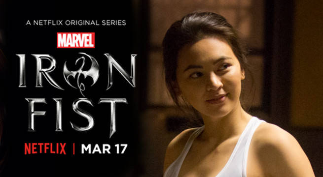 iron fist colleen wing jessica henwick new facebook banner released