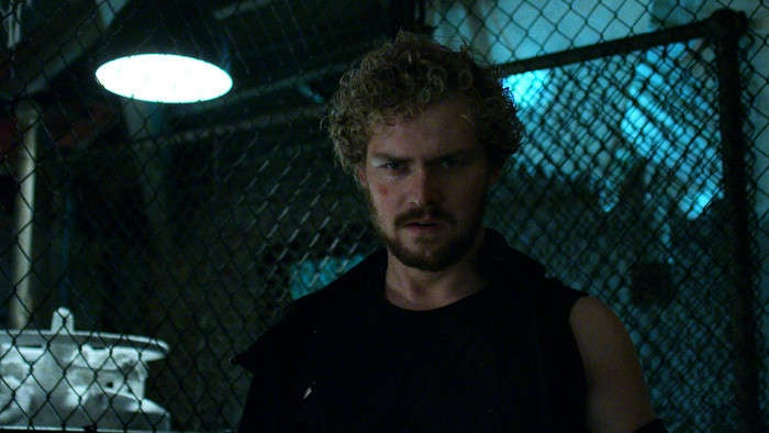 iron fist production still 8