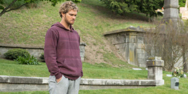 Iron Fist Trailer Hints At Classic Costume