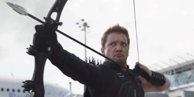 Iron Man vs Hawkeye MCU