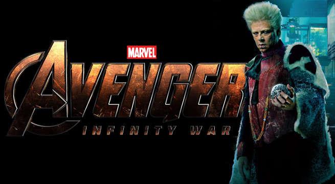 Is Benicio Del Toro's The Collector In Avengers: Infinity War