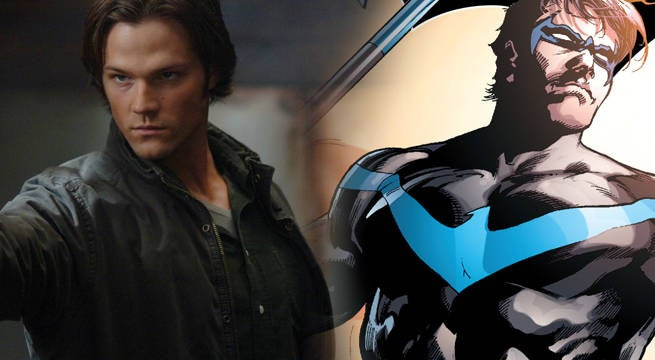 Jared Padalecki Interested in Playing Nightwing