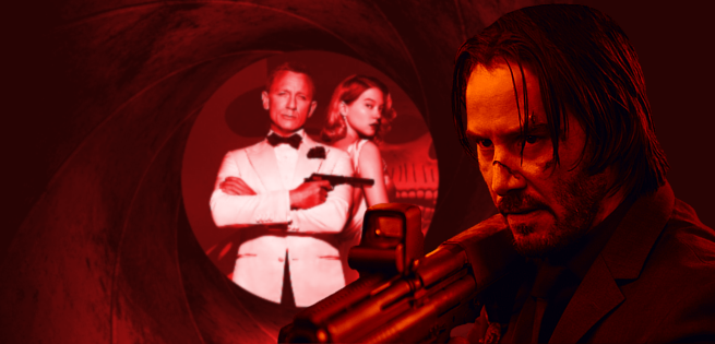 John Wick: Chapter 2 Director Would Love to Direct a Bond Movie