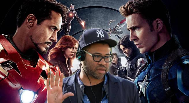 jordan peele get out won't direct marvel movie