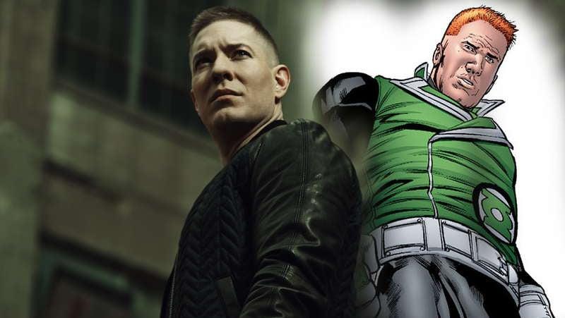 Joseph Sikora as Guy Gardner in Green Lantern Corps