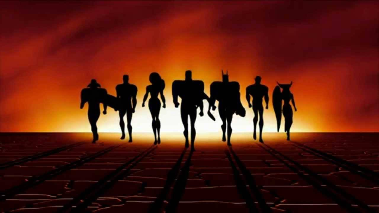 Justice League Animated Series Reboot