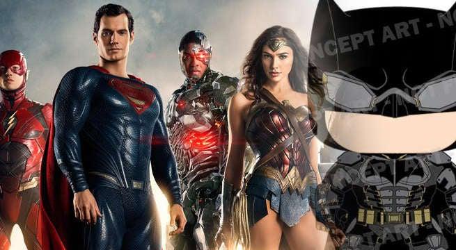 Funko Unveils Justice League POPs