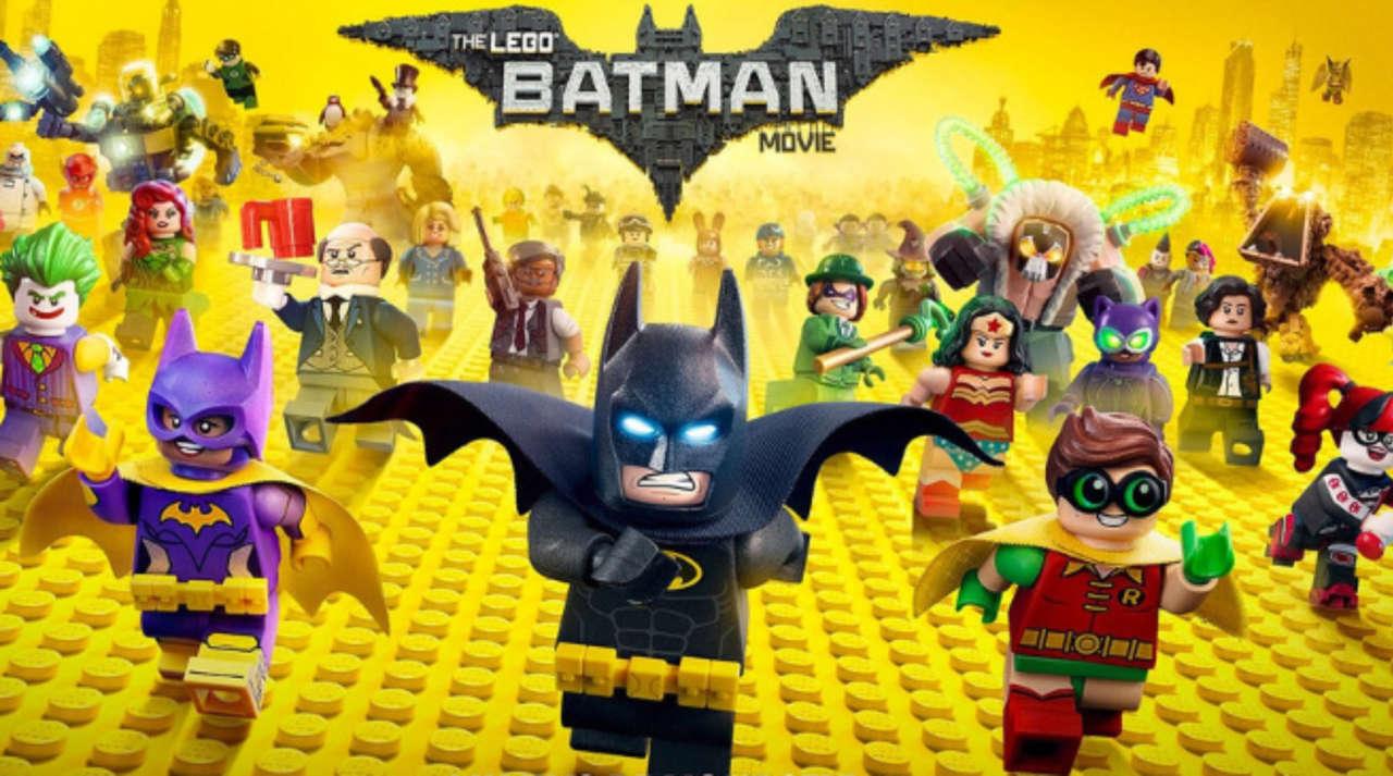 The LEGO Batman Movie Voice Cast Revealed (Spoilers)